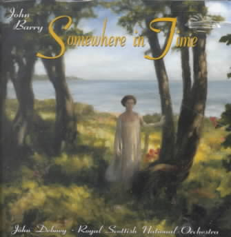 SOMEWHERE IN TIME (OSC) BY BARRY,JOHN (CD)